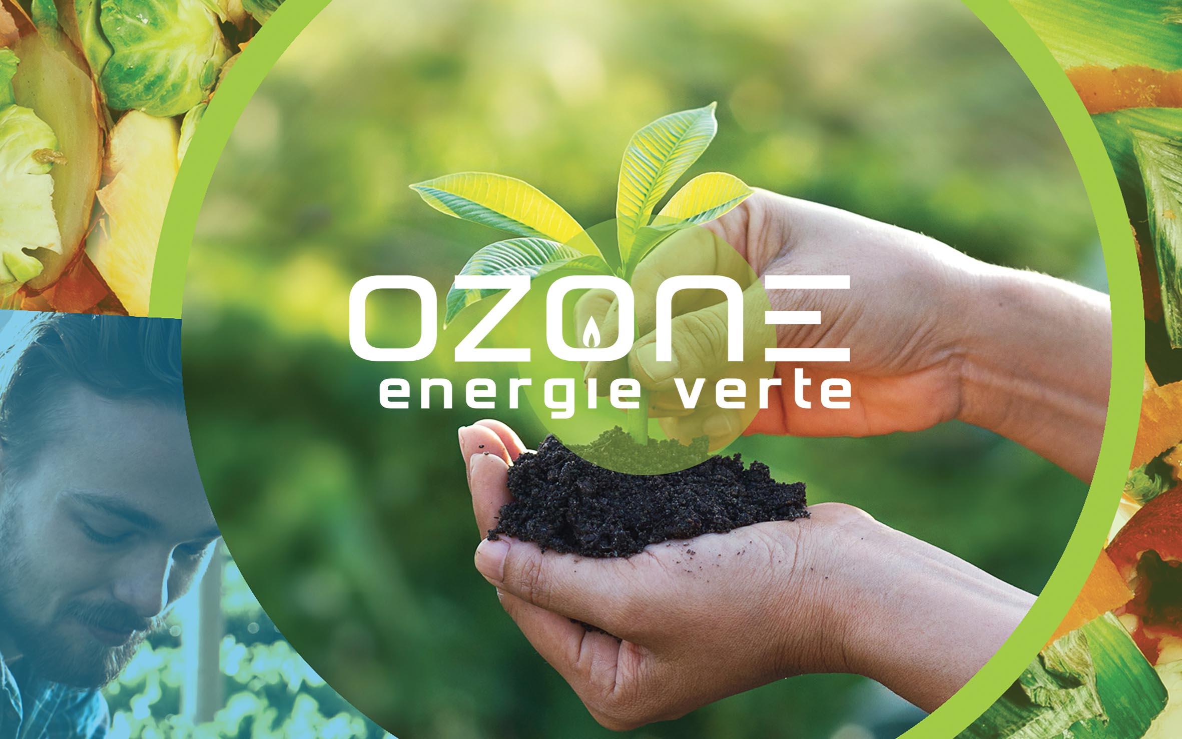 OZONE ENERGIE VERTE MÉTHANISATION